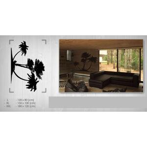 Nálepka na stenu STROM 80x120 cm NAS035/24h - biela farba (skladom)