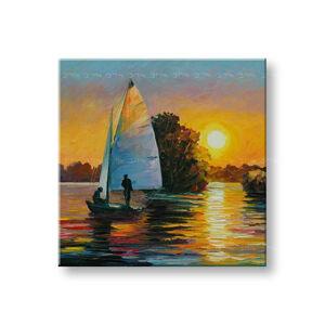 Maľovaný obraz na stenu Zľava 40% MORE 60x60 cm FB116E1/24h (skladom)