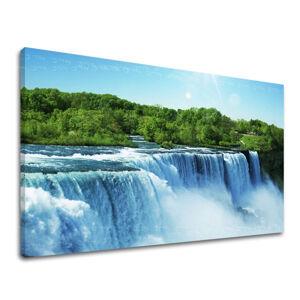 Obraz na stenu Zľava 60% VODOPÁDY 60x90 cm VO011E11/24h (Skladom)