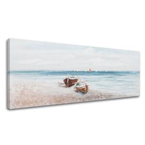 Obraz na plátne Zľava 60% PLÁŽ 1-dielny 90x30 cm XOBCH1747SDE1/24h (skladom)