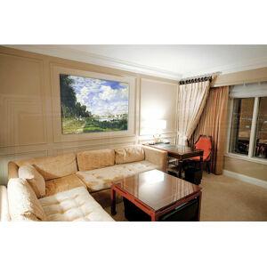Obraz na plátne ARGENTEUIL – Claude Monet    REP077 (reprodukcia 80x60 cm)