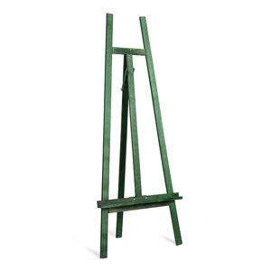 Dekoračný stojan na obraz ACADEMY Green  SZ2-green (stojany na obrazy)