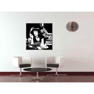Ručne maľovaný POP Art obraz PULP FICTION  pulp6 (POP ART obrazy)
