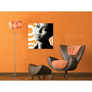 Ručne maľovaný POP Art obraz BEYONCÉ  bey6 (POP ART obrazy)