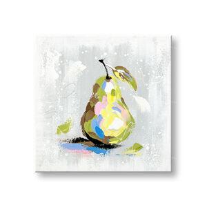Maľovaný obraz na stenu DeLUXE HRUŠKA 1 dielny YOBDO143D1 (maľovaný obraz DeLUXE)