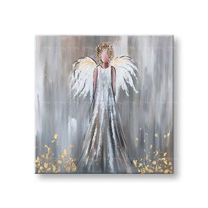 Maľovaný obraz na stenu ANJEL 1 dielny YOBFB561E1 (maľované obrazy FABIO)