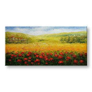 Maľovaný obraz na stenu na stenu KRAJINA BI145E1 (maľované obrazy BIANCA)