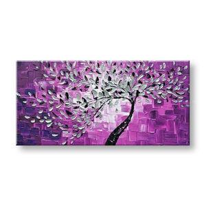 Maľovaný obraz na stenu STROMY FB106E1 (maľované obrazy FABIO)