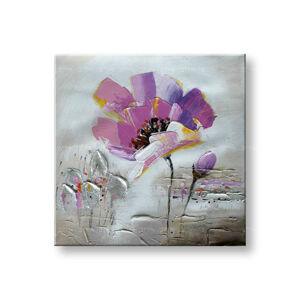 Maľovaný obraz na stenu KVETY FB177E1 (maľované obrazy FABIO)