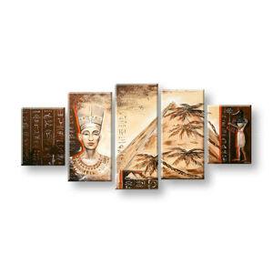 Maľovaný obraz na stenu EGYPT FB451E5 (maľované obrazy FABIO)