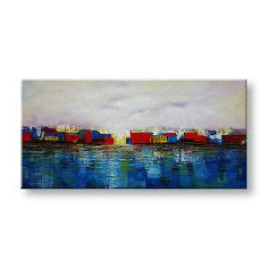 Maľovaný obraz na stenu ABSTRAKT FB477E1 (maľované obrazy FABIO)