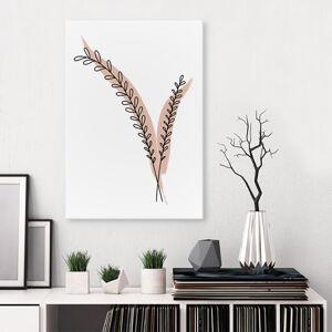 Obraz na plátne Nude stick 1 dielny XOBVERART009E1 (Moderné dizajny obrazov od VeronikaArt)