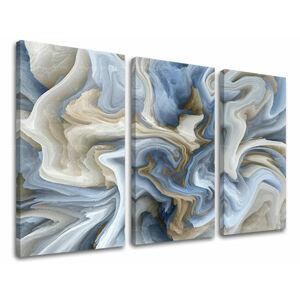Obraz na stenu 3 dielny INŠPIRÁCIA IN035E30 (moderné obrazy na stenu)