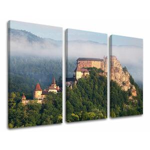 Obraz na stenu 3 dielny SLOVENSKO SK010E30 (HD obrazy na plátne)