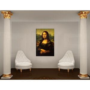 Obraz na plátne MONA LISA – Leonardo Da Vinci  REP177 (reprodukcia )
